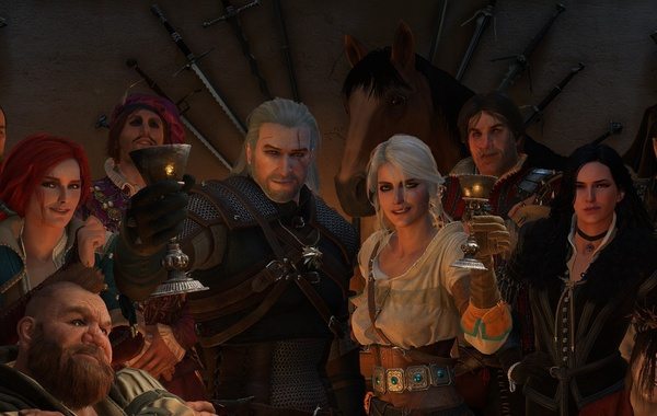The Witcher, The Witcher, Geralt, CD Projekt RED, The Witcher 3: Wild Hunt, Geralt, The …