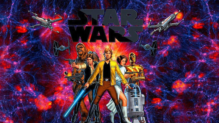 The universe, star wars, Star wars, HD wallpapers, PC wallpapers, mobile wallpapers, tablet wallpapers, HD desktop, free download, 1080P, 2K, 4K, 5K